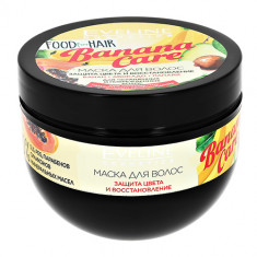 Маска для волос EVELINE Защита цвета и восстановление для окрашенных и поврежденных волос 500 мл