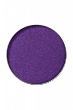 Тени пастель компактные сухие Make-Up Atelier Paris PL13 фиолетово-синий запаска 3,5 гр