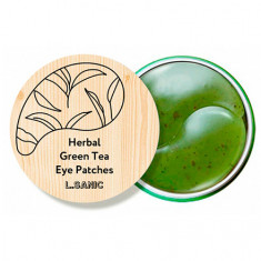 L'Sanic, Патчи для глаз с экстрактом зеленого чая, 60 шт.