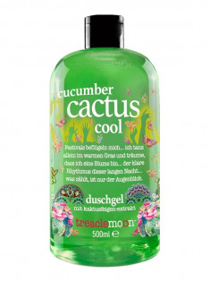 TREACLEMOON Гель для душа Освежающийкактус / Cucumber cactus cool Bath shower gel 500мл