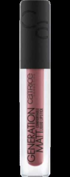 Жидкая помада для губ CATRICE Generation Matt Comfortable Liquid Lipstick 070 MAUVE TO THE RHYTHM