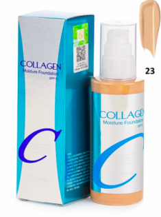 Тональная основа ENOUGH Collagen Moisture Foundation #23 100мл