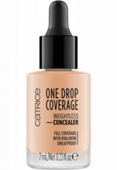 Консилер CATRICE One Drop Coverage Weightless Concealer 020 NUDE BEIGE