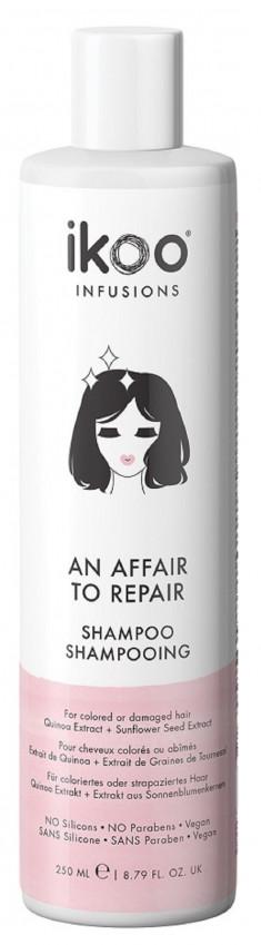 IKOO Шампунь для волос Страсть по восстановлению / Shampoo An Affair to Repair 250 мл