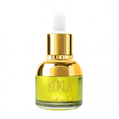 JessNail, Масло парфюмированное Kukla Opium Noir, 30 мл