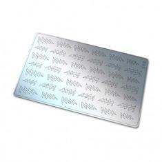 Freedecor, Металлизированные наклейки №112, серебро