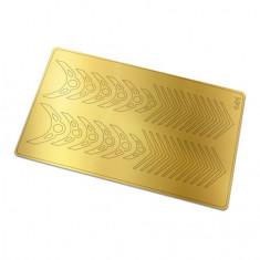 Freedecor, Металлизированные наклейки №141, золото