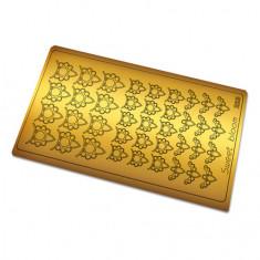 Freedecor, Металлизированные наклейки №223, золото