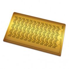 Freedecor, Металлизированные наклейки №225, золото