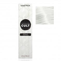 MATRIX Крем-краситель с пигментами прямого действия для волос, прозрачный / SOCOLOR CULT 118 мл