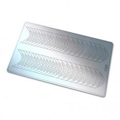 Freedecor, Металлизированные наклейки №136, серебро