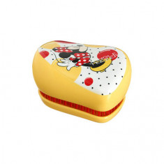 Tangle Teezer, Расческа Compact Styler Minnie Mouse Sunshine Yellow