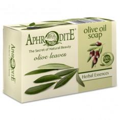 Aphrodite Мыло оливковое с листьями оливы 100 г
