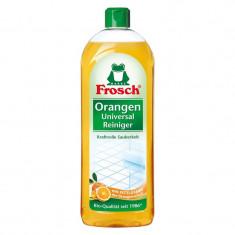 Frosch Универсальное чистящее средство Апельсин 750 мл
