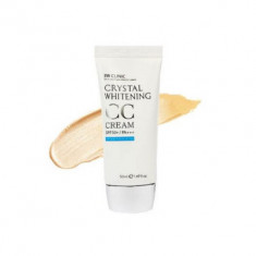 Осветляющий 3W CLINIC СС-крем Crystal Whitening CC Cream SPF50+/PA+++ #2
