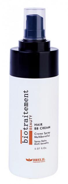 BRELIL PROFESSIONAL Маска-крем для волос / BB CREAM Biotraitement Beauty 150 мл