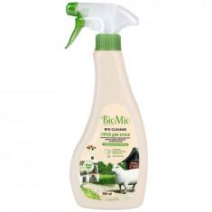 BIOMIO BIO-CLEANER Экологичный чистящий спрей для кухни Лемонграсс 500мл