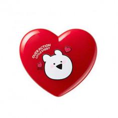 Тинт для губ универсальный THE SAEM Over Action Little Rabbit Love Me Multi Pot 01 It's Love 1,2гр