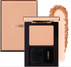 Румяна THE SAEM Eco Soul Luxe Blusher BE01 Nude Veil