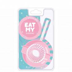 EAT MY bobbles Резинка для волос в цвете Единорожий леденец 3 шт