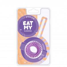 EAT MY bobbles Резинка для волос в цвете Виноградный леденец 3 шт