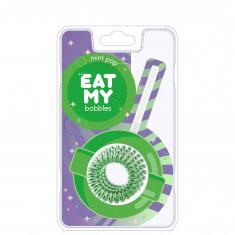 EAT MY bobbles Резинка для волос в цвете Мятный леденец 3 шт