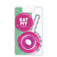 EAT MY bobbles Резинка для волос в цвете Малиновый леденец 3 шт