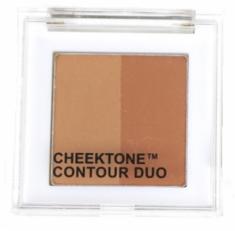 Румяна Tony Moly Cheektone Contour Duo CT02 Natural Brown 4,2г