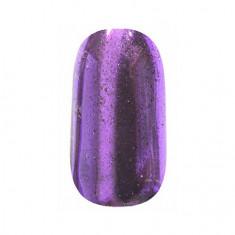 ruNail, Зеркальная пыль для втирки, фиолетовая