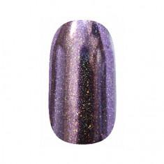 ruNail, Зеркальная пыль для втирки с шиммером, светло-фиолетовая