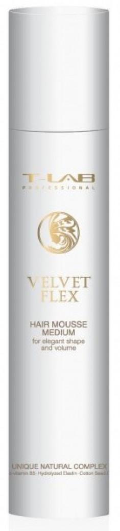 T-LAB PROFESSIONAL Мусс средней фиксации для волос / Styling Line 300 мл