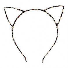 Ободок LADY PINK ears