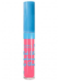 Блеск для губ гиалуроновый  Темный розовый VICTORIA SHU