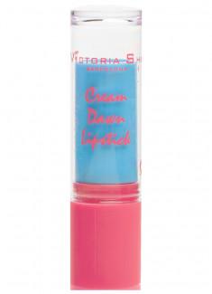 Помада для губ кремовая Розово-бежевый VICTORIA SHU