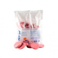 ProfEpil, Горячий воск в дисках, розовый, 1000 г