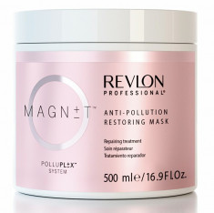 REVLON Professional Маска восстанавливающая для волос / MAGNET ANTI POLLU REST MASK 500 мл