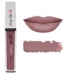 Помада губная жидкая матовая SEXY LIPS NUDE matte тон #1 Innovator Cosmetics