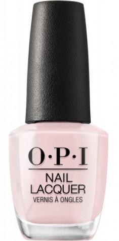 Лак для ногтей OPI SHEERS NLSH1 Baby, Take a Vow 15 мл