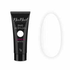 NeoNail, Акрил-гель Duo, French White, 7 г NeoNail Professional