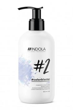 INDOLA Кондиционер тонирующий Ларк, серебристо-серый / #colorblaster 300 мл