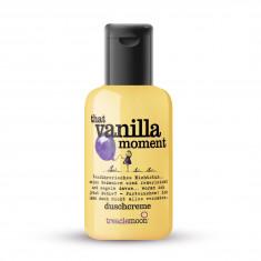 TREACLEMOON Гель для душа Ванильное лакомство / Vanilla moment bath & shower gel 60 мл