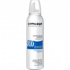 CONCEPT Мусс-эликсир для волос Увлажнение и гибкость / Salon Total Hydrosense Mousse 200 мл
