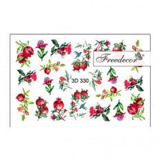 Freedecor, 3D-слайдер №330