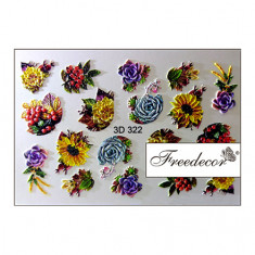 Freedecor, 3D-слайдер №322