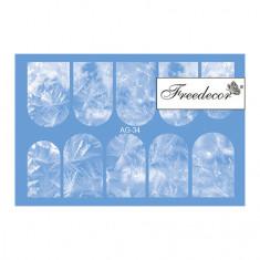 Freedecor, Слайдер-дизайн «Аэрография» №34