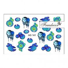 Freedecor, Слайдер-дизайн «Аэрография» №141