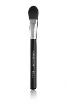 Кисть для нанесения тонального крема и основы под макияж MAKE-UP-SECRET B201