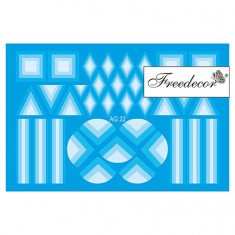 Freedecor, Слайдер-дизайн «Аэрография» №22w