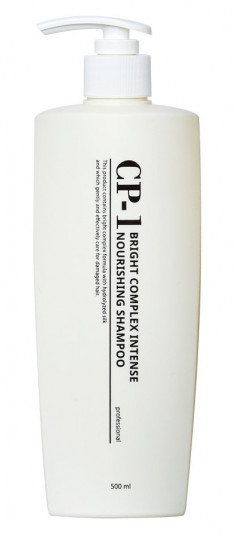 ESTHETIC HOUSE Шампунь протеиновый для волос / CP-1 BC Intense Nourishing Shampoo 500 мл