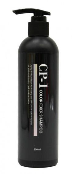 ESTHETIC HOUSE Шампунь для волос Защита цвета / CP-1 COLOR FIXER SHAMPOO 300 мл